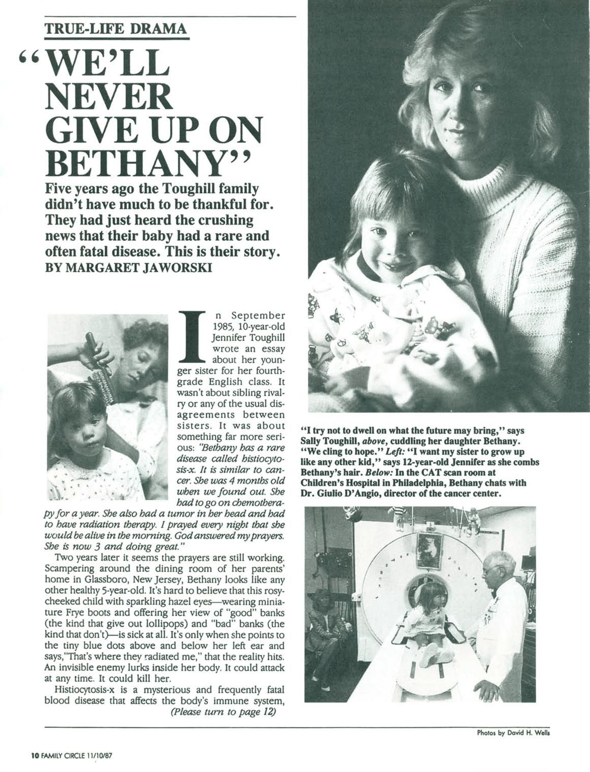 family circle article