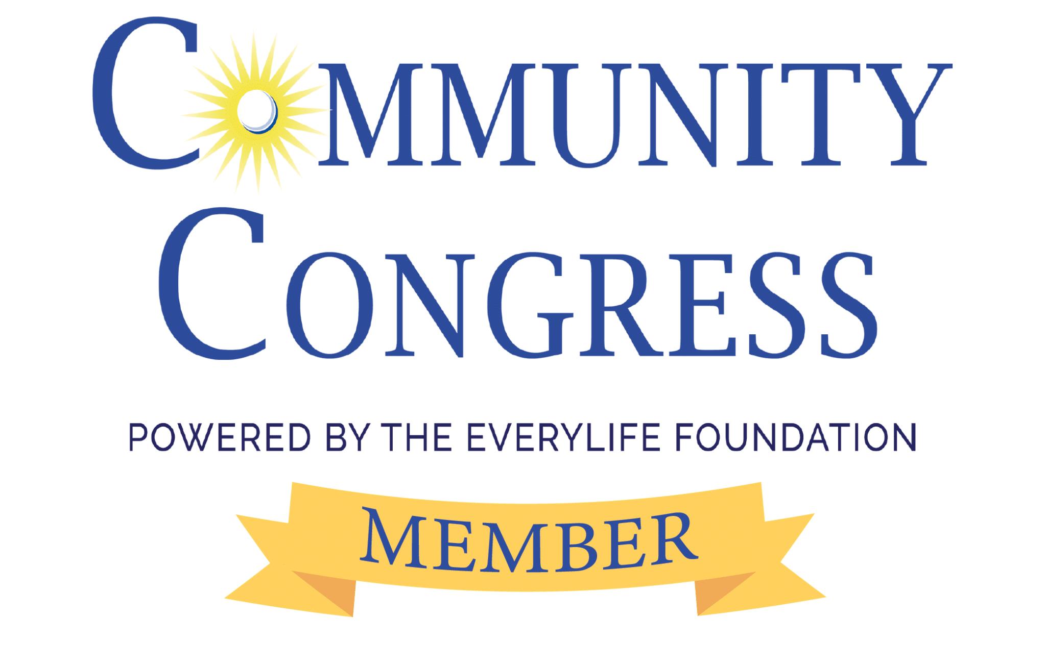 Everyday Life Foundation Community Congress logo